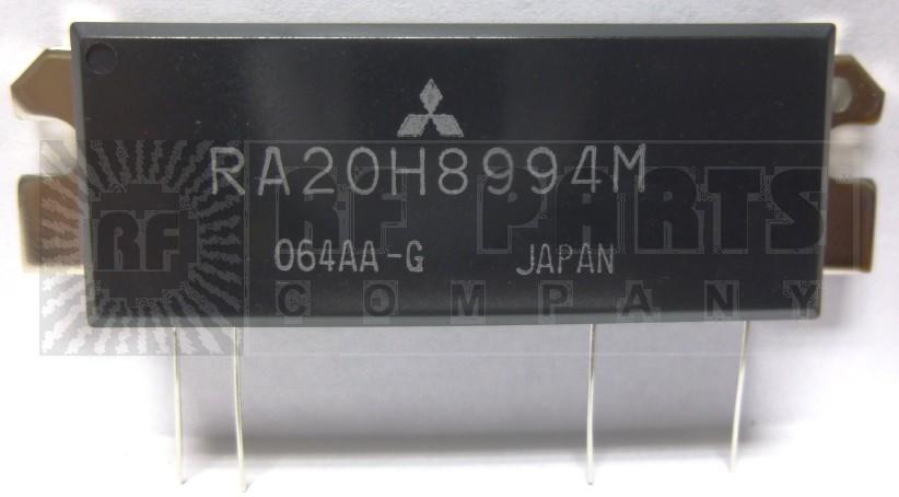 RA20H8994M  RF Module, 889-941 MHz, 20 Watt, 12.5v