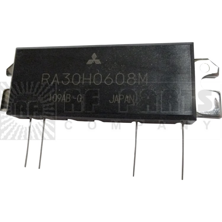 RA30H0608M  RF Module, 68-88 MHz, 30 Watt, 12.5v