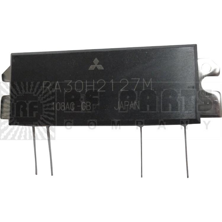 RA30H2127M  RF Module, 210-270 MHz, 30 Watt, 12.5v