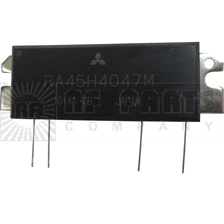 RA45H4047M  RF Module, 400-470 MHz, 45 Watt, 12.5v