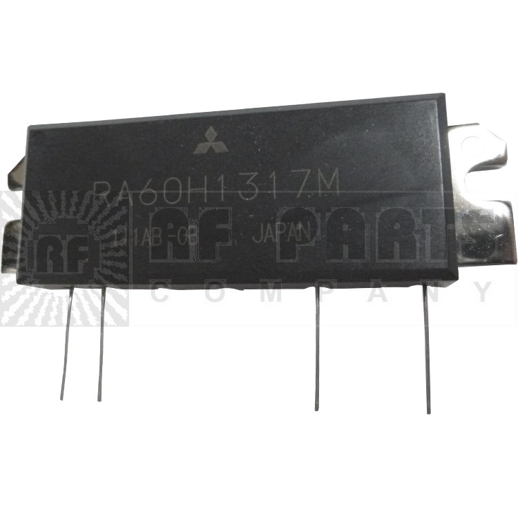 RA60H1317M  RF Module, 135-175 MHz, 60 Watt, 12.5v