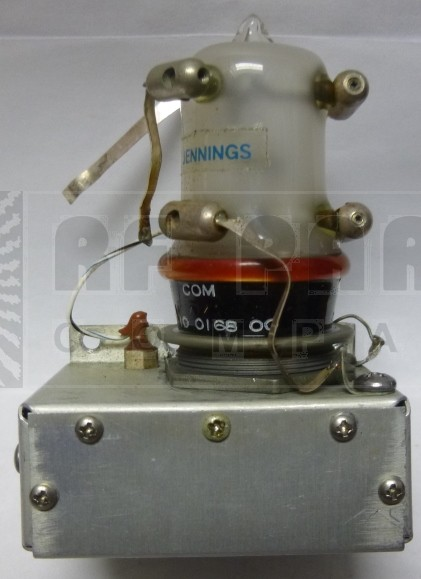 RB3-P  Vacuum Relay, 12kv, 26.5vdc, Jennings. (Clean Pullout)