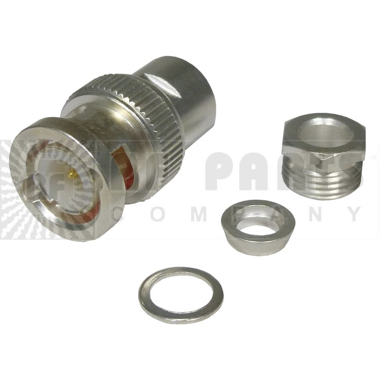 RFB1100-2ST Connector, BNC Male Clamp