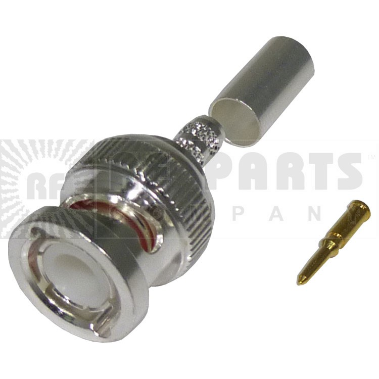 RFB1106-C2ST BNC Male Crimp Connector, RFI