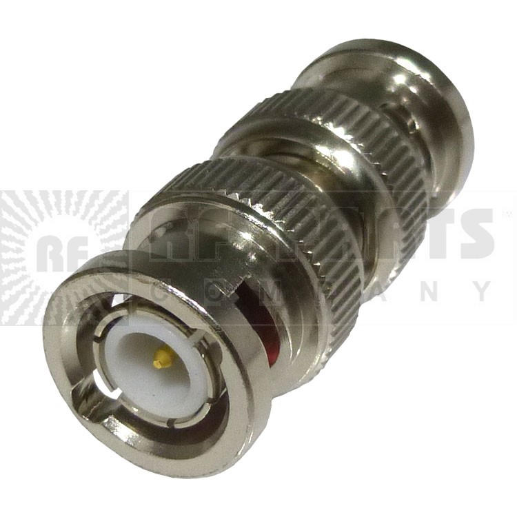 RFB1133 BNC In-Series Adapter, Male to Male Barrel, RFI
