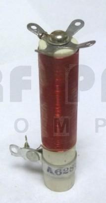 RFC55  Plate Choke, Pillar Style, 55uh 500ma