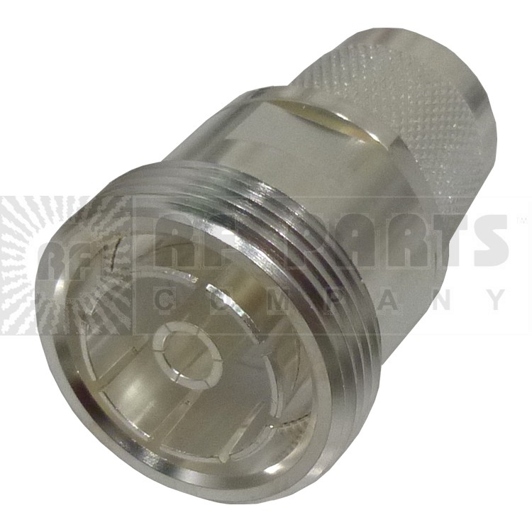 RFD1672-2  7/16 DIN Between Series Adapter, 7/16 DIN Female to Type-N Male, RFI