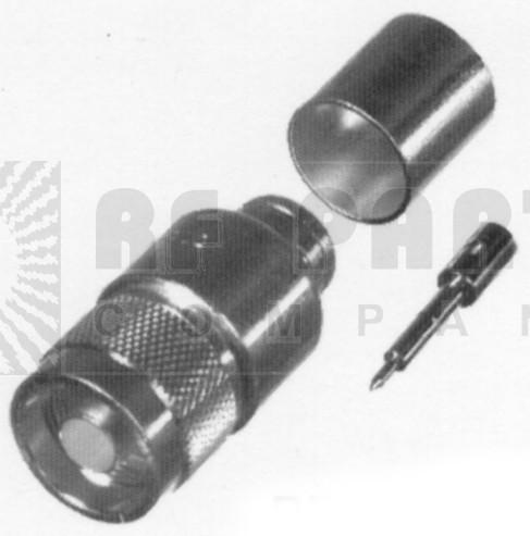 RFN1006-2L2 Type-N Male Crimp Connector, LMR600, RFI