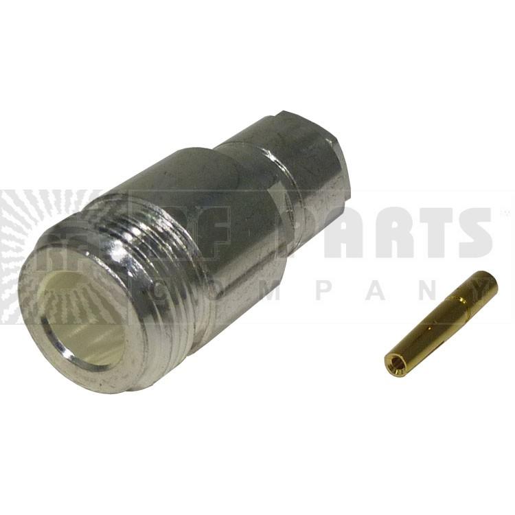 RFN1025-1 Type-N Female Clamp Connector, RFI