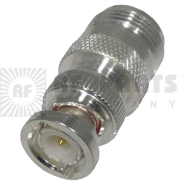 RFN1038-1 Between Series Adapter, Type-N Female to BNC Male, RFI