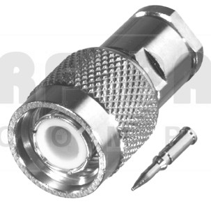 RFT1201-1X TNC Male Clamp Connector, LMR240 cable, RFI