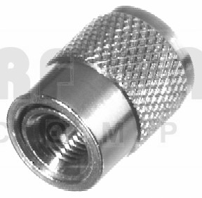 RFU645 Between Series Adapter, MIni-UHF Male to UHF Male(PL259), RFI