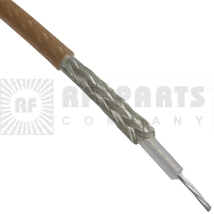 RG316  Coax Cable, Teflon, Thermax