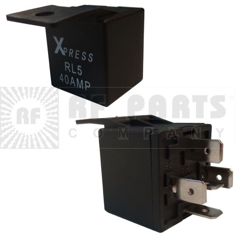 RL5  - Relay SPDT 40 amp sealed