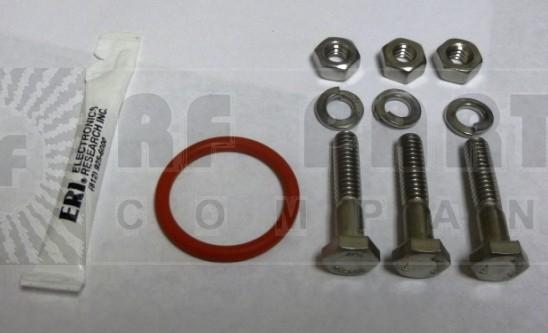 """RLA000-21 Hardware kit 7/8"""" EIA flange"""