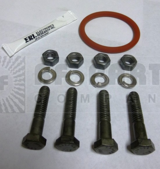"""RLA100-21 Hardware kit 1-5/8"""" EIA flange"""