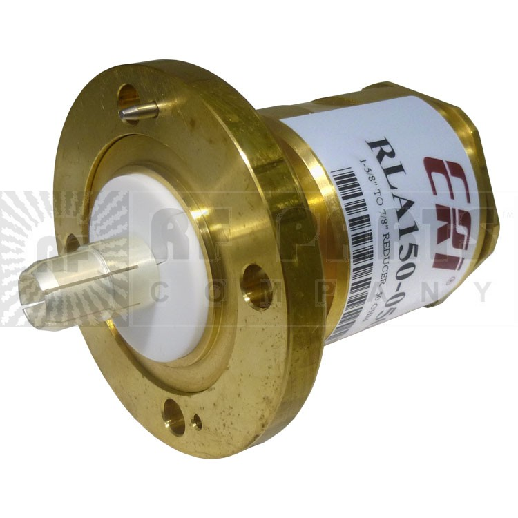 "RLA150-050 Adapter, 1-5/8"" EIA to 7/8"" EIA, ERI"