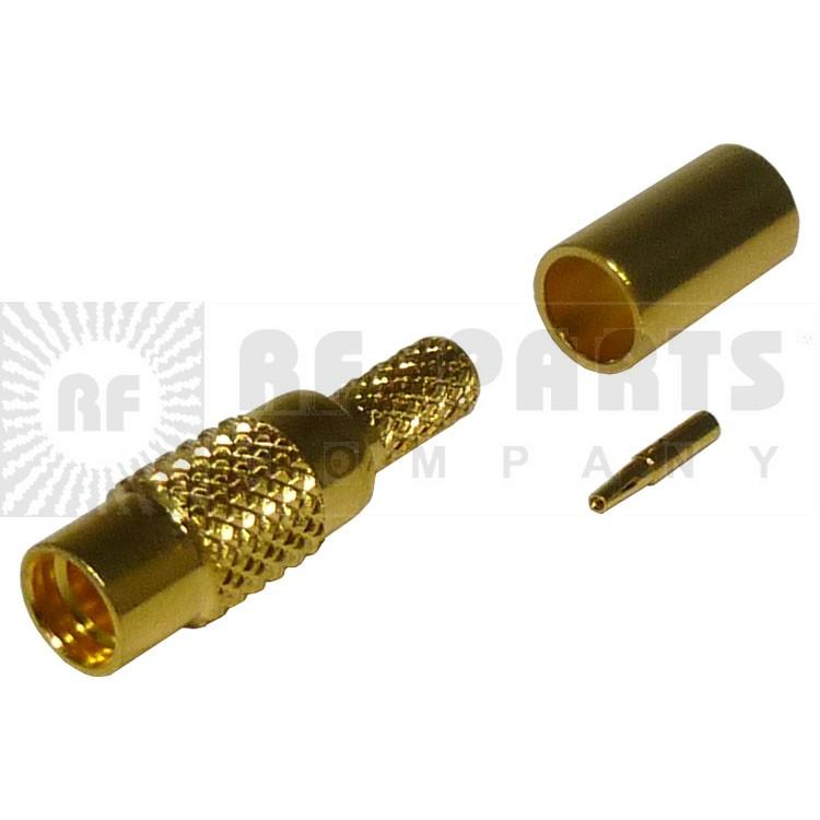 RMX9050-1B MMCX Female Crimp Connector