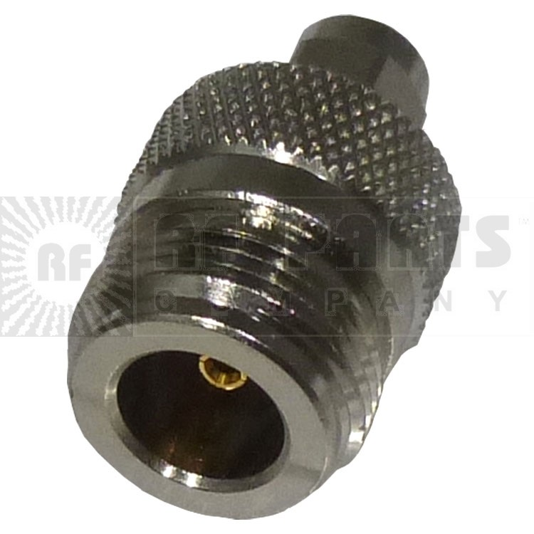 RSA3452 Between Series Adapter, SMA Male to Type-N Female , Straight, RFI