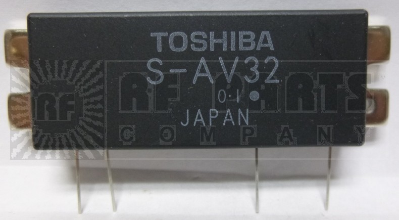 SAV32A Module, Toshiba, Rohs Compliant