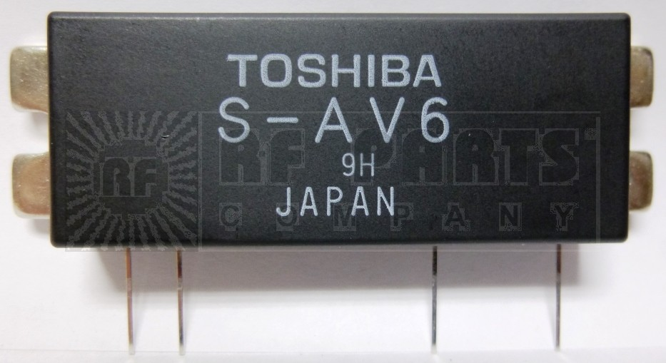 SAV6 - Power Module 154-162MHz