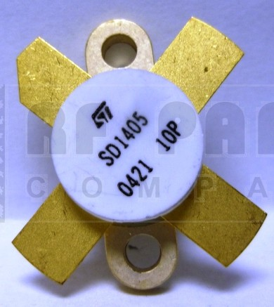 SD1405MP Transistor, ST Micro, Matched Pair