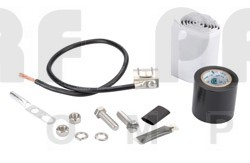 "SG78-12B2U Sure-Ground Grounding Kit for 7/8"" Heliax Cable"