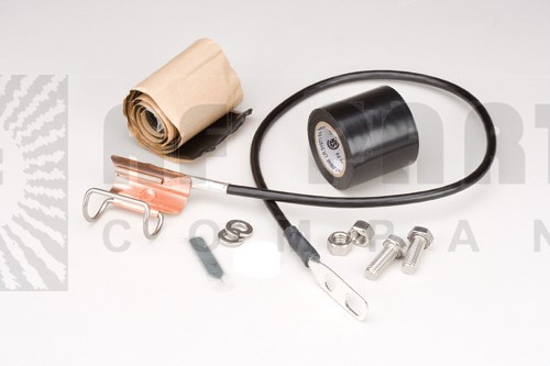 "SGL5-06B2 - Grounding Kit for 7/8"" Heliax coaxial cable"