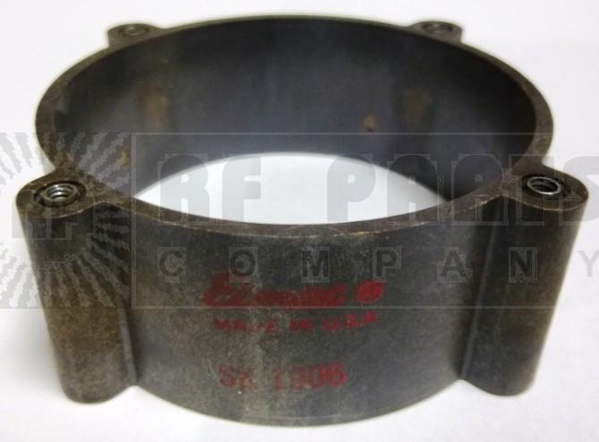 SK1906-P Chimney, Eimac 3CX800A7 (Clean Pullout)