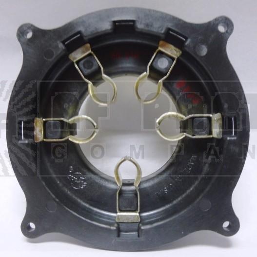 SK510 Tube Socket, 4-1000A/3-1000Z (NOS), Eimac