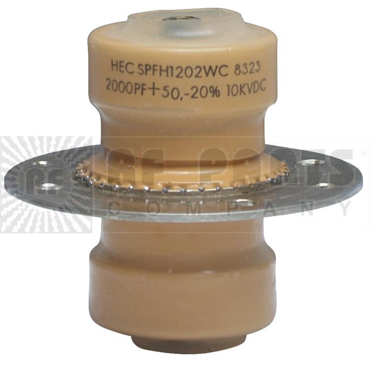 SPFH1202WC - Feed Thru Capacitor 2000 10kvdc