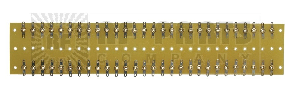 TBRD-2 Circuit board, for 28 diodes