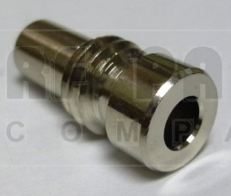 UG175/U Reducer Adapter, Use w/PL259 Nickel Plated for RG58 or LMR195