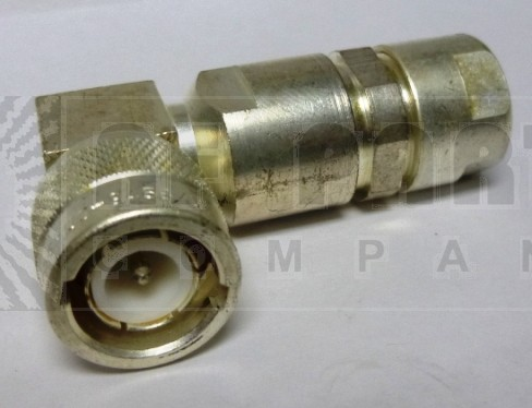 UG945B/U  Type-C Right Angle Male Clamp Connector, RG8, RG213, RG393, Kings/TRU
