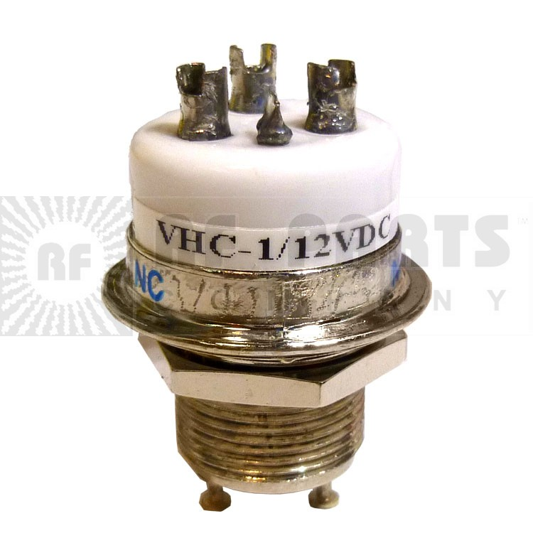 VHC1-12V  Vacuum Relay, SPDT, 12VDC
