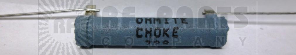 Z28 RF Choke  21 uh 600 ma