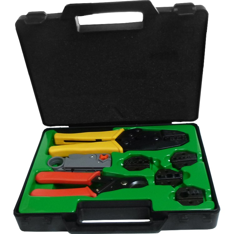 1505 - Complete Crimping tool Kit