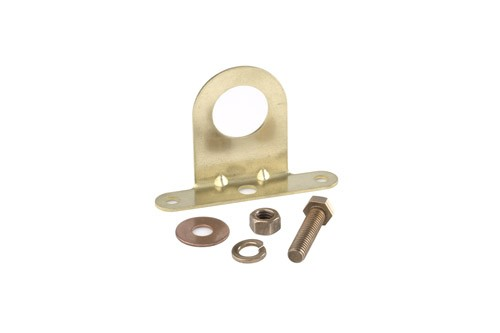 243950 - 7/16 DIN Female Bulkhead Mounting/Grounding Bracket