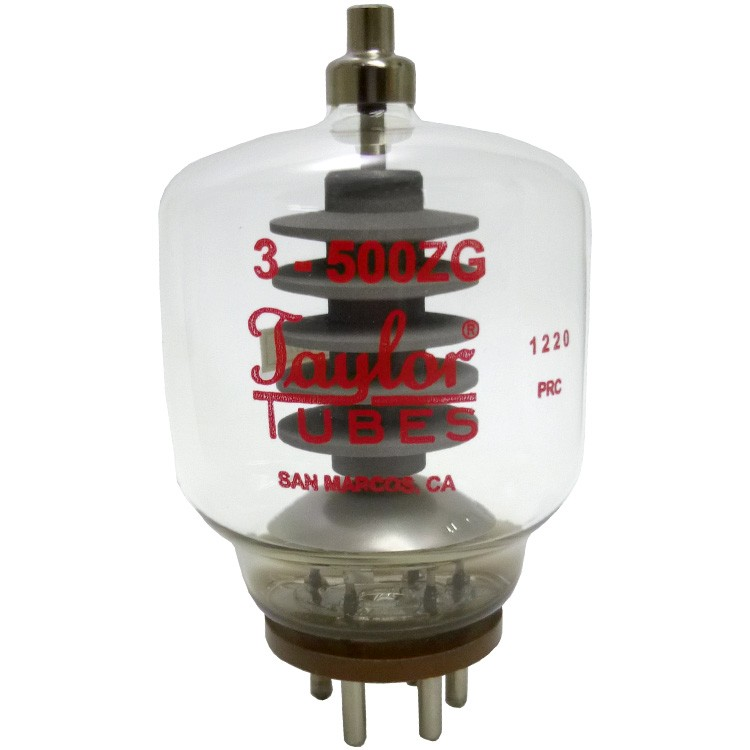 3-500ZG-TAY Transmitting Tube, Taylor