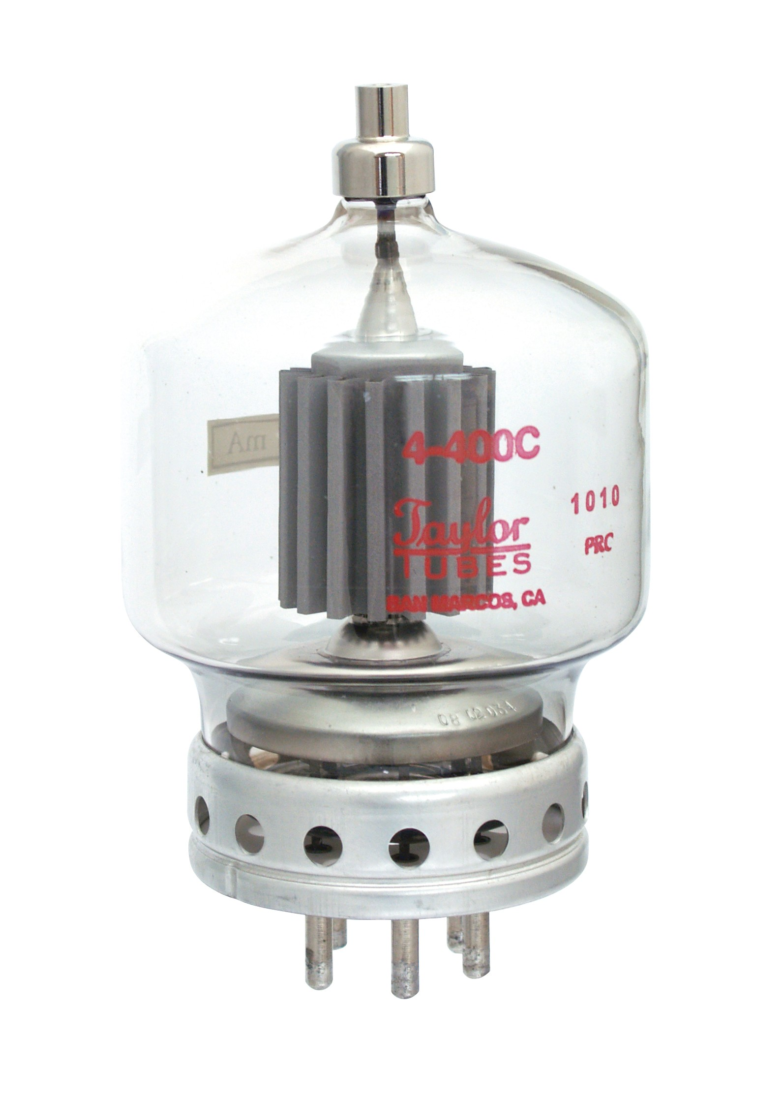 4-400C-TAY  Transmitting Tube, Taylor Brand