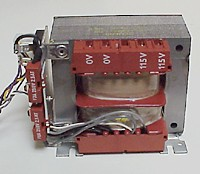 4AJ5020-3 Transformer, with bridge rectifier