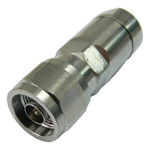 F2TNM-PL Type-N Male Connector, FSJ2-50
