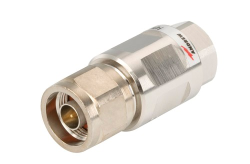 F4PNMV2-HC Type-N Male Connector, FSJ4-50B