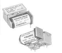 CX120P Coaxial relay, spdt