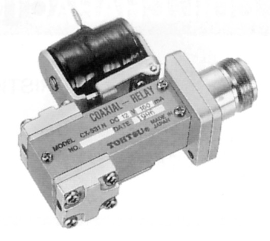 CX531N Coax Relay, Tohtsu