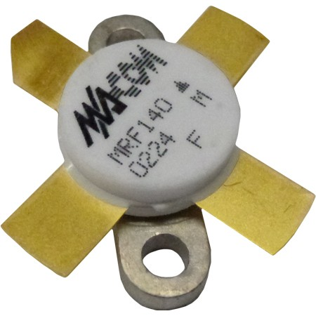 MRF140-MA Transistor, M/A-COM, 150 watt, 28v, 150 MHz