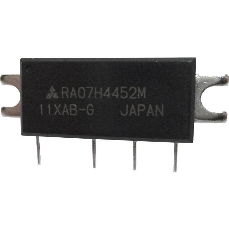 RA07H4452M RF Module, 440-520 MHz, 7 Watt, 12.5v