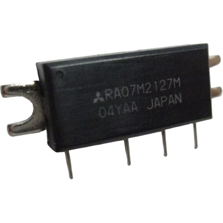 RA07M2127M RF Module, 215-270 MHz, 7 Watt, 7.2v