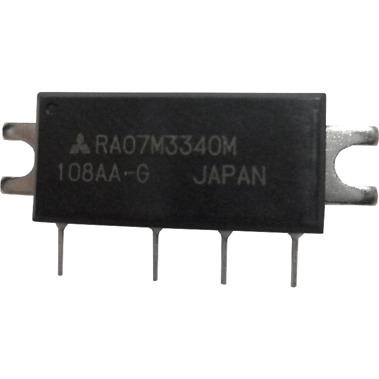 RA07M3340M RF Module, 330-400 MHz, 7 Watt, 7.2v