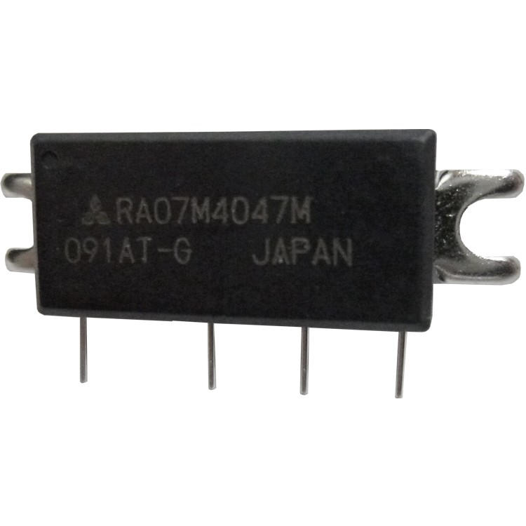 RA07M4047M RF Module, 400-470 MHz, 7 Watt, 7.2v